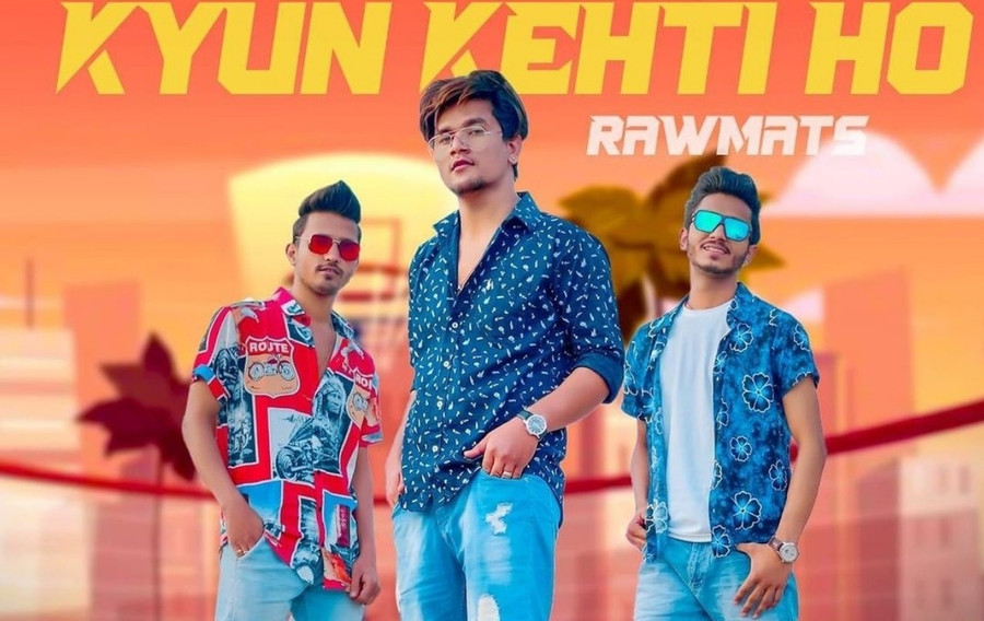 POP TRIO 'RAWMATS' ANNOUNCES THEIR NEW SINGLE 'KYU KEHTI HO'