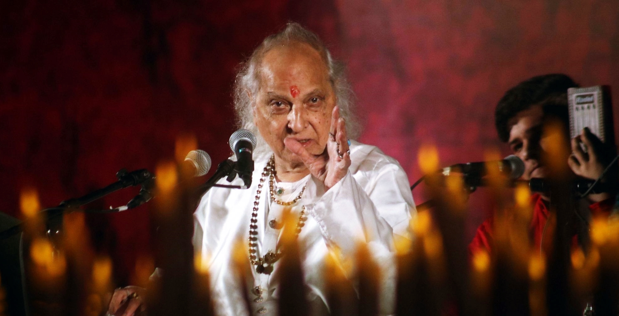 TODAY AN ERA OF CLASSICAL MUSIC CAME TO AN END : SUFI PARVEEN