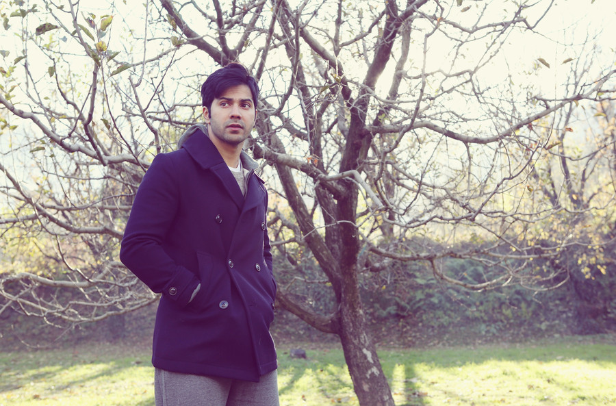VARUN DHAWAN'S OCTOBER GIFT TO FANS THIS VALENTINE'S DAY!