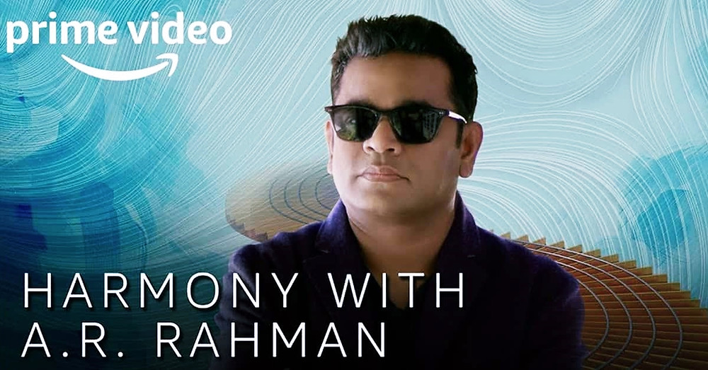HARMONY WITH AR RAHMAN TO THE TEST, 6 INFOTAINMENT DOCUMENTARIES TO KEEP YOU INFORMED AND ENTERTAINED