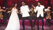 BOBBY DEOL, RITEISH AND GENELIA DESHMUKH SET THE INDIAN PRO MUSIC LEAGUE STAGE ON FIRE