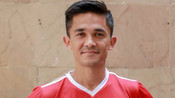 SUNIL CHHETRI LAUDS YOUNGSTERS IN BHARATIYA TEAM FOR SAFF CHAMPIONSHIP TRIUMPH