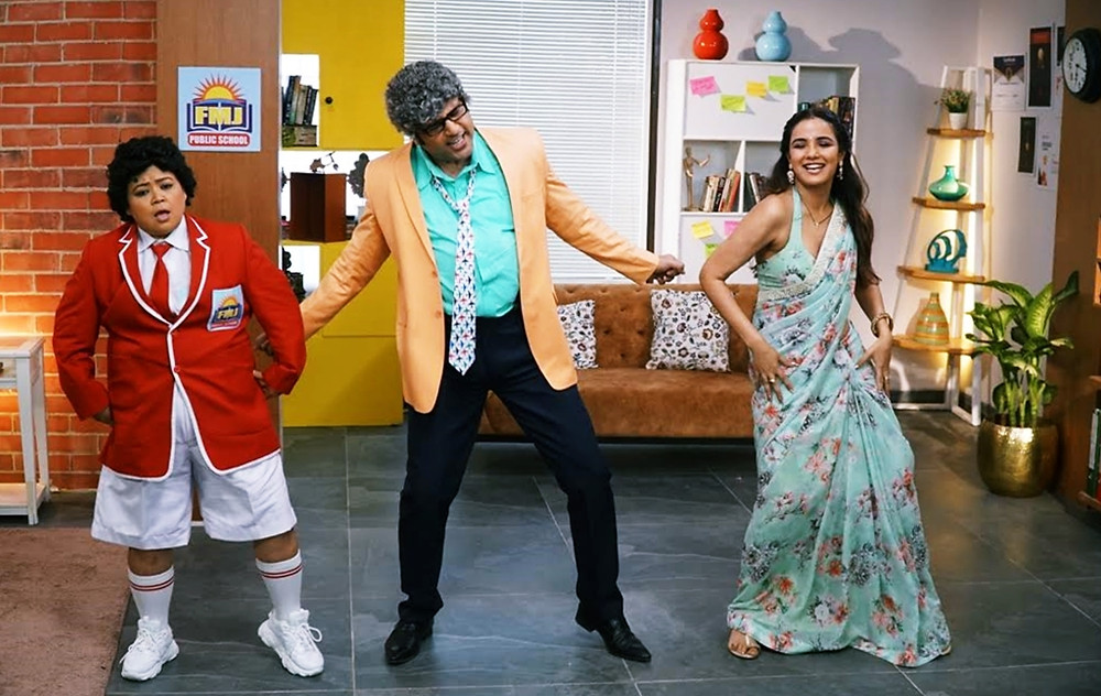 SONY SAB LAUNCHES FUNHIT ME JAARI, A NEW SHORT FORMAT SKETCH COMEDY