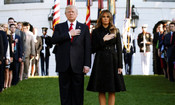 AMERICA WILL ALWAYS RISE UP, STAND TALL AND FIGHT BACK : PRESIDENT DONALD TRUMP