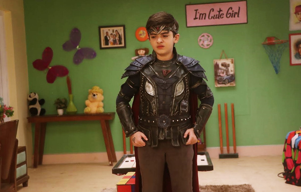WILL VIVAAN'S IDENTITY AS BAALVEER GET EXPOSED ON SONY SAB'S BAALVEER RETURNS