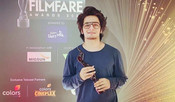 RAGHAV CHAITANYA YOUNGEST ARTISTE TO WIN A FILMFARE AWARD