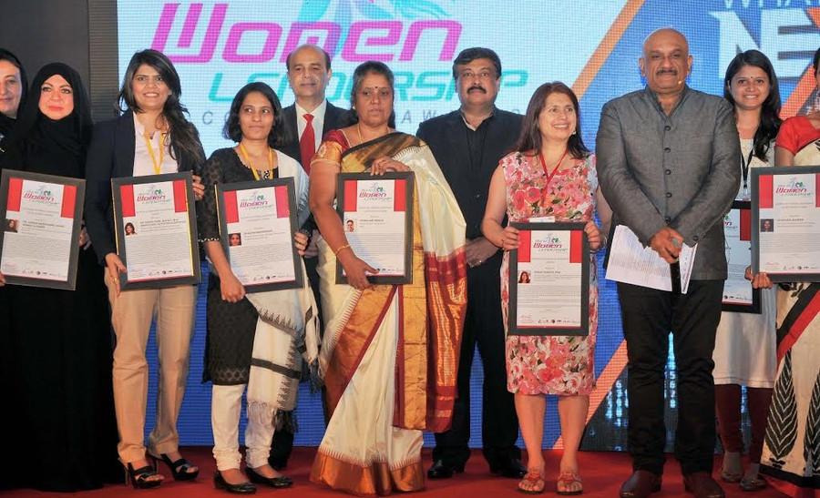 "Dr Sunita Dube bags ""World Women Leadership Award"