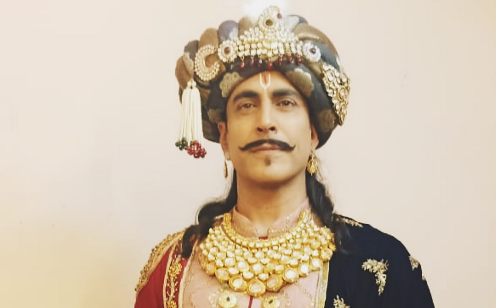 I AM RELIVING MY CHILDHOOD DREAM WITH TENALI RAMA : TARUN KHANNA