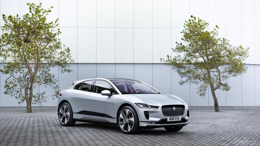 JAGUAR I-PACE, THE ALL-ELECTRIC PERFORMANCE SUV, LAUNCHED IN BHARAT FROM ₹ 105.9 LAKH
