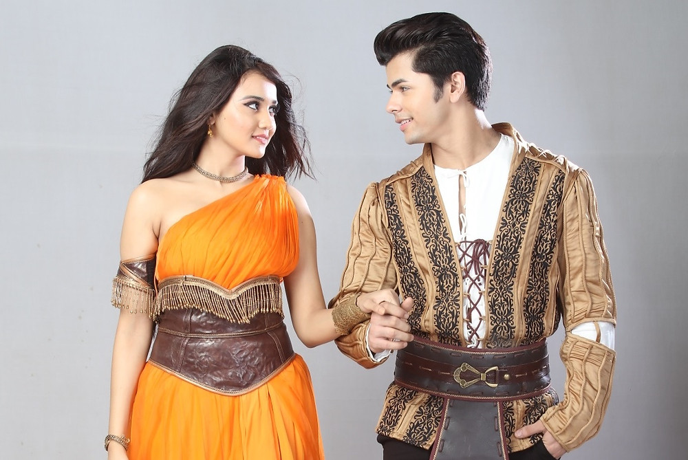 ALADDIN AND YASMINE RISE FROM THE ASHES, REBORN TO AVENGE THEIR DEATH ON SONY SAB'S ALADDIN NAAM TOH SUNA HOGA