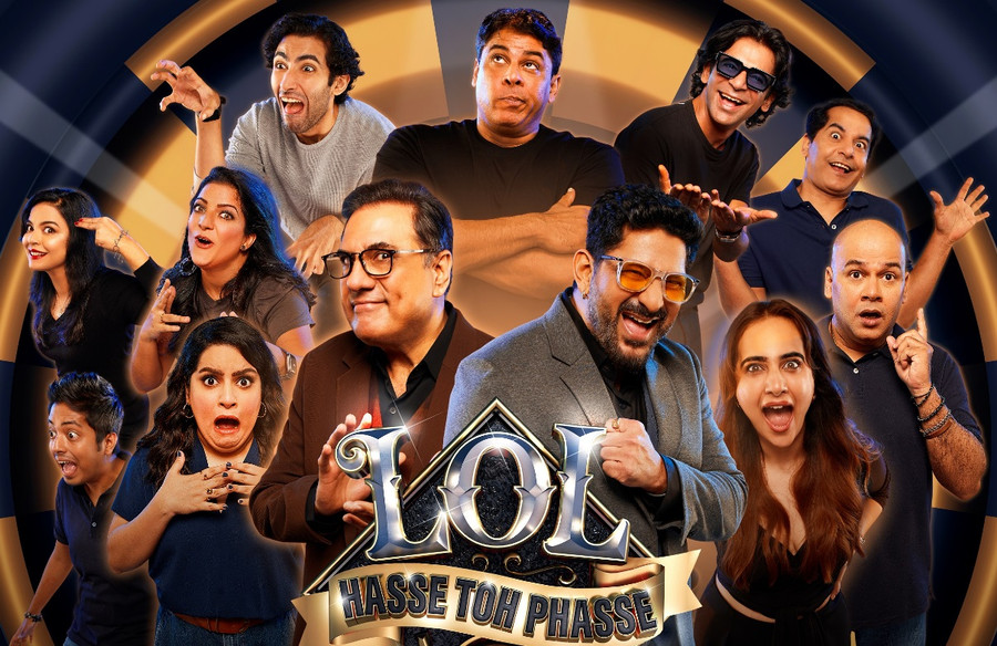 "AMAZON PRIME VIDEO ANNOUNCES ""LOL- HASSE TOH PHASSE"""