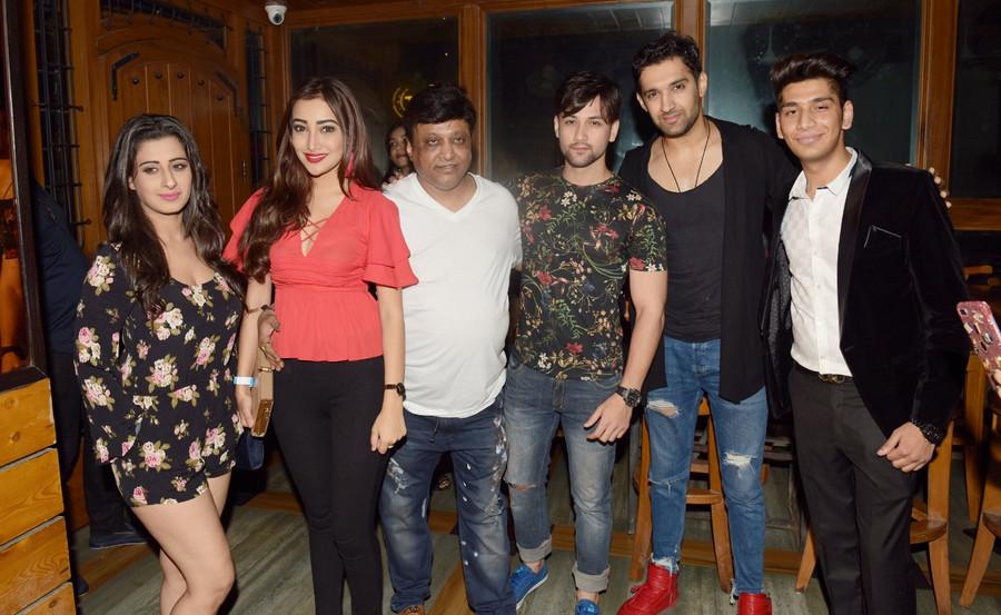 A Surprise Birthday Bash for Gautam Sharma