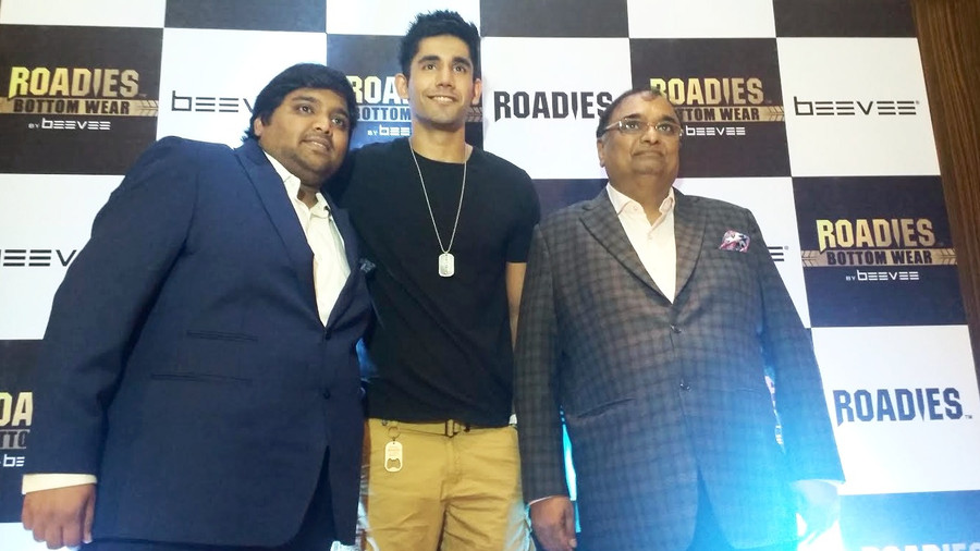 Viacom18 Consumer Products launches Roadies Bottomwear for rough & tough youth in association wi
