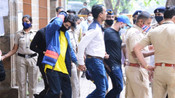 NDPS COURT REJECTS ARYAN KHAN'S BAIL PLEA IN DRUGS-ON-CRUISE CASE
