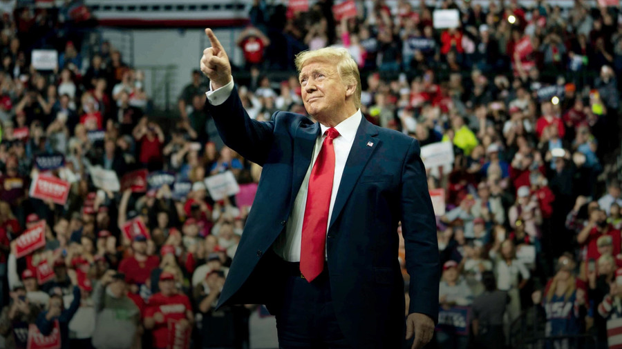 TRUMP TO VOTE IN PERSON IN FLORIDA BEFORE HITTING CAMPAIGN TRAILS