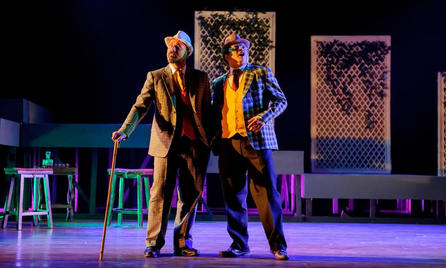 AADYAM'S 'THE HOUND OF THE BASKERVILLES' PARODY TO HIT TO STAGE(SCREEN) THIS NEW YEAR