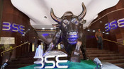 SENSEX RALLIES OVER 500 POINTS TO HIT NEW PEAK; NIFTY TOPS 18,500
