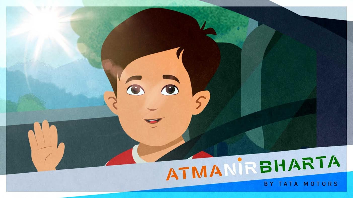 'ATMANIRBHARTA BY TATA MOTORS' - A DIGITAL CAMPAIGN VOCALISING THE NEED FOR LOCAL