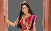 """I FEEL BLESSED TO BE PORTRAYING THE DIVINE CHARACTER OF MAA LAXMI IN THE SHOW"""", SAID CHHAVVI PANDEY"""
