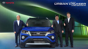 TOYOTA KIRLOSKAR MOTOR LAUNCHES ITS MUCH-AWAITED COMPACT SUV IN BHARAT