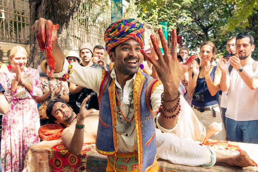 """DHANUSH'S INTERNATIONAL FILM """"THE EXTRAORDINARY JOURNEY OF THE FAKIR"""" TO RELEASE IN IN"""