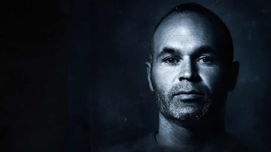 """DISCOVERY PLUS RELEASES A GRIPPING BIOPIC """"ANDRES INIESTA- THE UNEXPECTED HERO"""""""