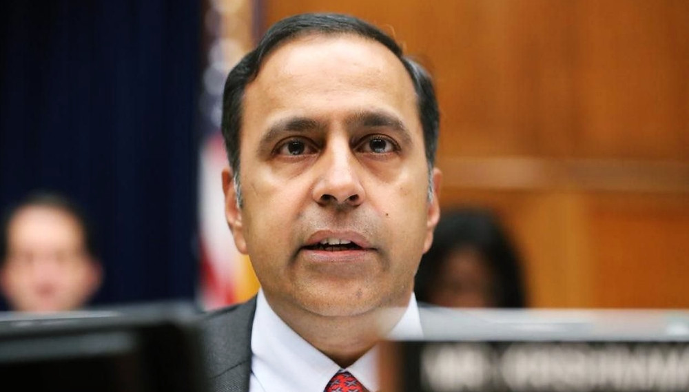 2 MILLION HINDUS KEY VOTING BLOC IN SWING STATES : KRISHNAMOORTHI