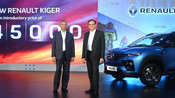 THE ALL NEW RENAULT KIGER STARTS AT INR 5.45 LAKHS