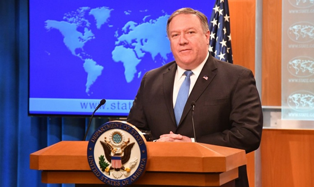 ENTIRE WORLD BEGINNING TO UNITE AGAINST CHINA'S UNFAIR PRACTICES  MIKE POMPEO