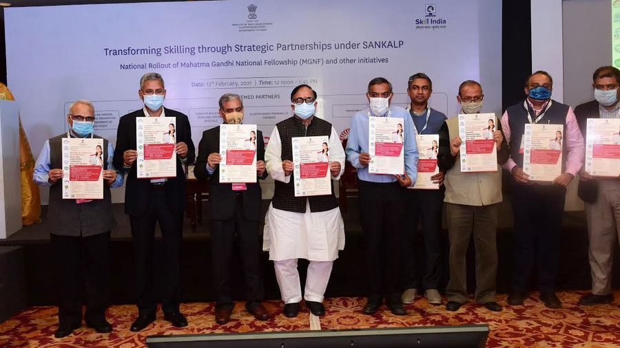 MSDE LAUNCHES NOVEL INITIATIVES UNDER SANKALP TO STRENGTHEN DISTRICT SKILL COMMITTEES