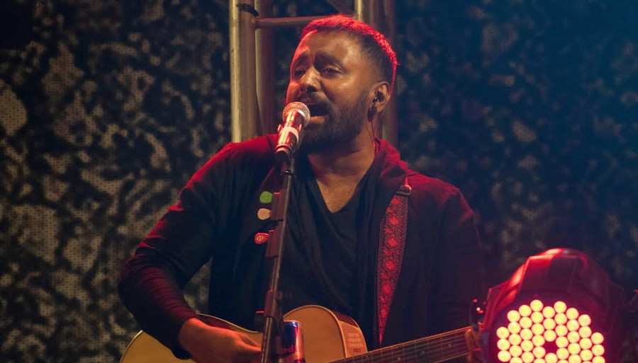 ANAND BHASKAR SINGS FOR THINKISTAN