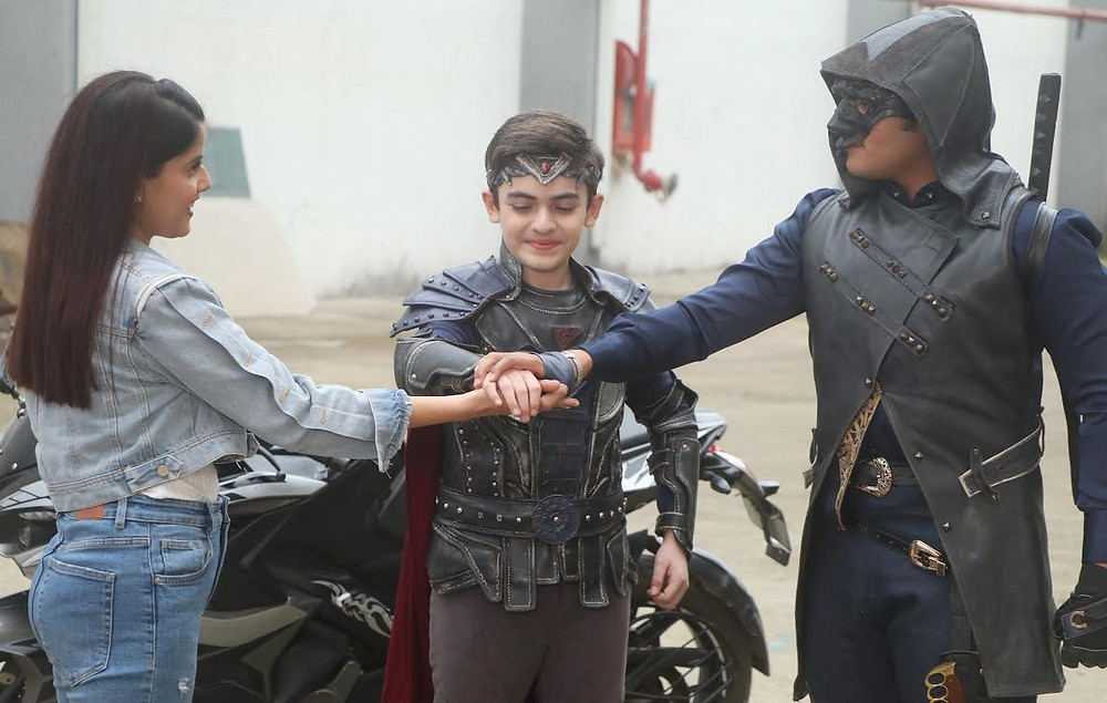 FRESH EPISODES OF BAALVEER RETURNS BRINGS US CLOSER TO ANTIM YUDH, THE FINAL BATTLE