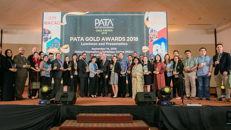 CINNAMON ELEPHANT PROJECT HONOURED WITH PATA GOLD AWARD 2018