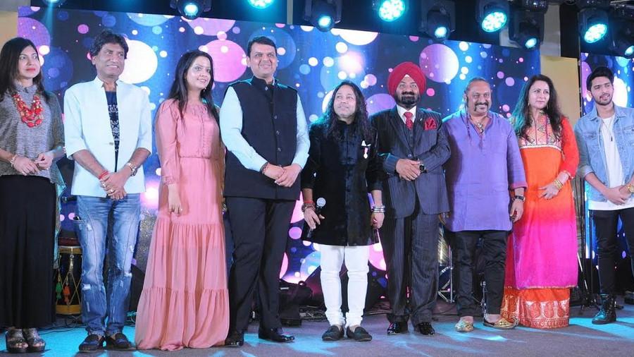 Kailash Kher Celebrating The Success Of Padma Shri Award 2017