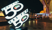 YAS FOR 50' CELEBRATES 50 DAYS FOR UAE'S 50TH ANNIVERSARY-GOLDEN JUBILEE