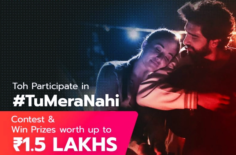 RIZZLE'S #TUMERANAHI CONTEST ON AMAAL MALLIK'S TRACK ENDS WITH GREAT SUCCESS!