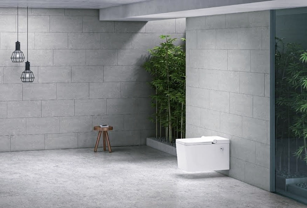 Hindware Italian Collection Brings The Future Of Bathroom To India The Luxurious Tankless Wall Mounted Ewc