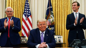 DONALD TRUMP NOMINATED FOR NOBEL PEACE PRIZE