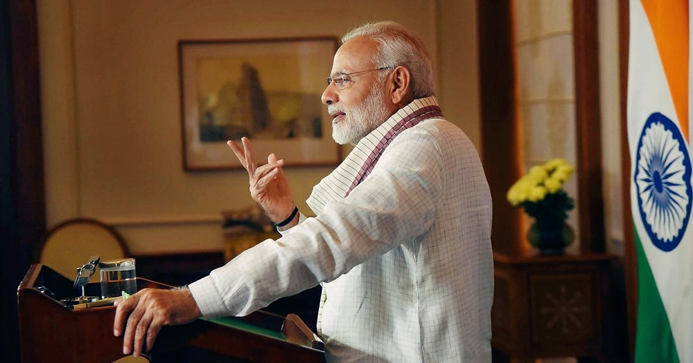 PM MODI GIVES LADAKH ITS FIRST CENTRAL UNIVERSITY; WILL HAVE A CENTRE ON BUDDHIST STUDIES