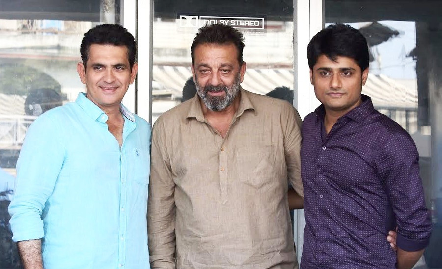 Sanjay Dutt gets emotional on the last day of shoot