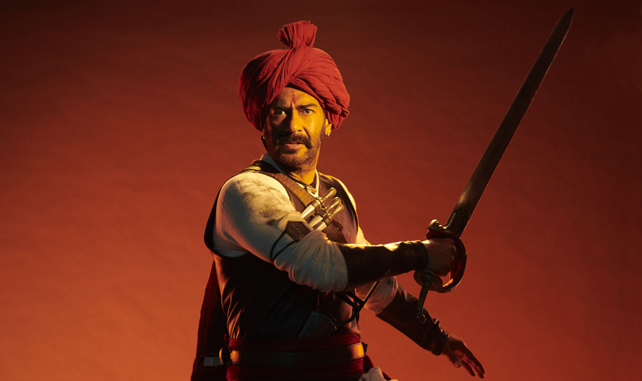 AJAY DEVGN SHARES WHY TANHAJI IS A FILM TO WATCH THIS INDEPENDENCE DAY!