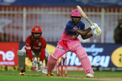 RAJASTHAN ROYALS CLINCHED A COMFORTABLE SEVEN-WICKET WIN OVER KINGS XI PUNJAB
