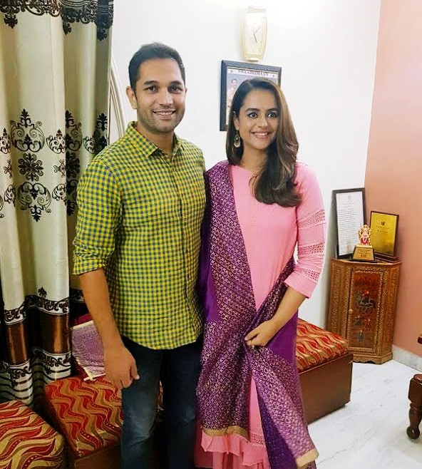 The Decision To Get Married Was Taken Within A Month And Half : Prachi Tehlan