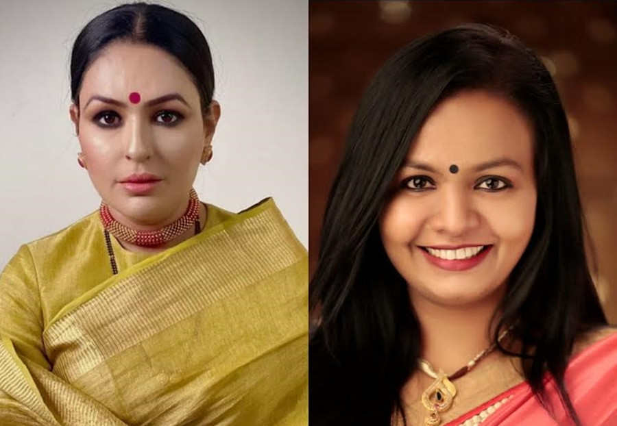 SEEMAA DESAI - ASHWINI KALSEKAR WIN BIG AT 3RD NEW JERSEY BHARATIYA AND INTERNATIONAL FILM FESTIVAL