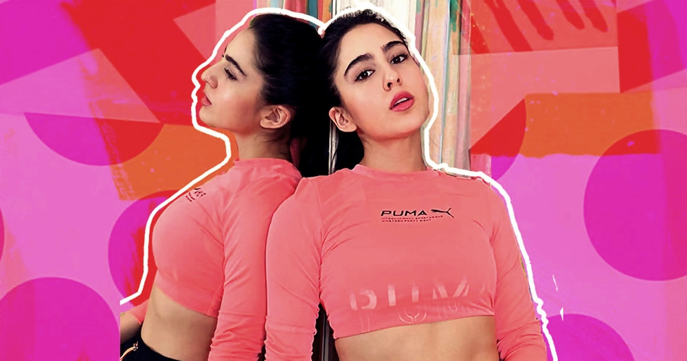 Sara Ali Khan channels her inner 'Propah Lady' in her latest Instagram post