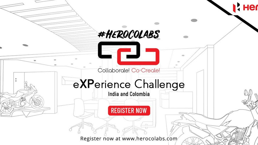 HERO MOTOCORP ANNOUNCES THE FOURTH EDITION OF HERO COLABS