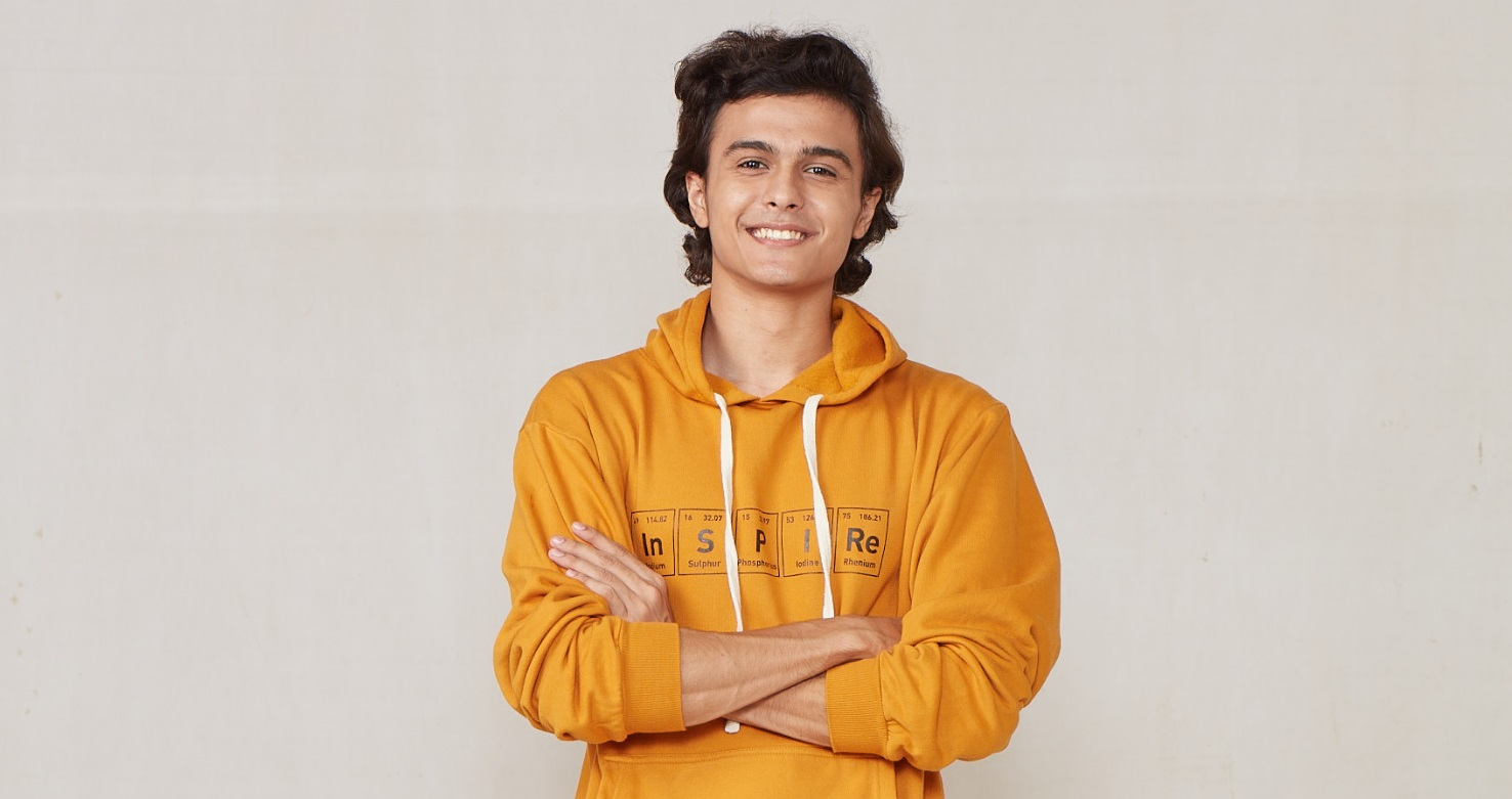I HAVE NEVER SEEN SUCH A FATHER - SON STORY ON TELEVISION BEFORE : ANSH SINHA