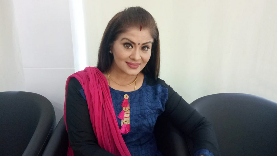 IF IT WEREN'T FOR NEGATIVE ROLES, I WOULDN'T HAVE LASTED IN THE INDUSTRY FOR SO LONG : SUDHA CHANDRA