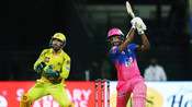 RAJASTHAN ROYAL BEAT CHENNAI SUPER KINGS BY 16 RUNS