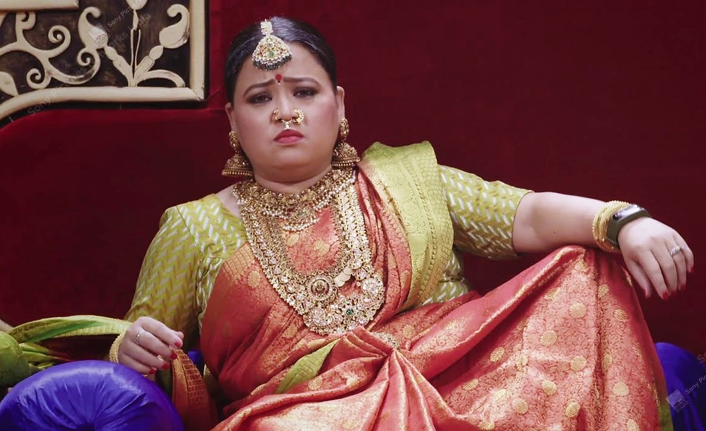 BHARTI SINGH TALKING ABOUT FUNHIT MEIN JAARI ON SONY SAB